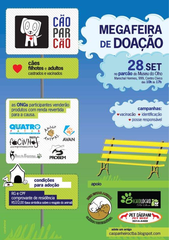 caopanheiro Adoção em Curitiba