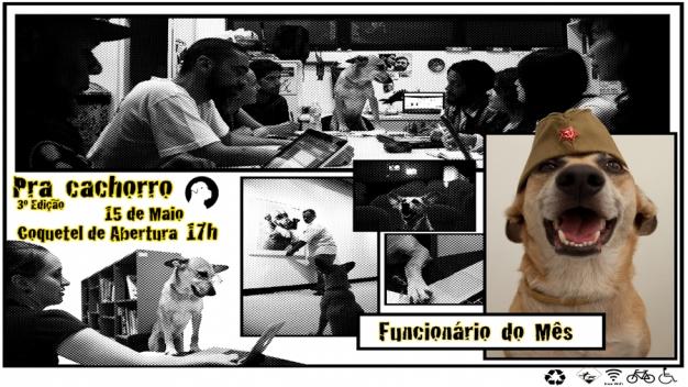 Matilha Cultural realiza a 3ª edição da mostra Pra cachorro