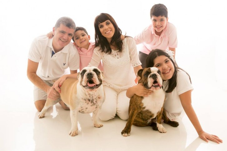 lidif 727x484 Lidi Lopez: Fotógrafa clica mamães, bebês e seus pets